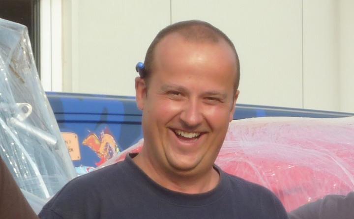 Ondřej Beneš - serviceman