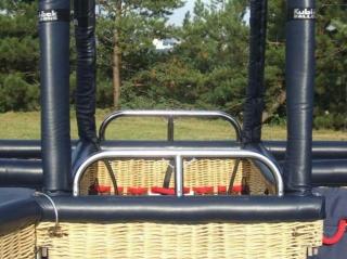 Pilot bar - TT basket